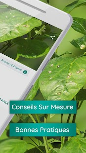 Plantix - grow smart Capture d'écran
