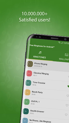 Free Ringtones for Android™ 7.1.1 screenshots 1