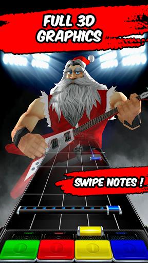 Santa Rockstar Tournament Edition 1.8 Screenshots 1