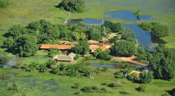Pousada Araras Pantanal Eco Lodge