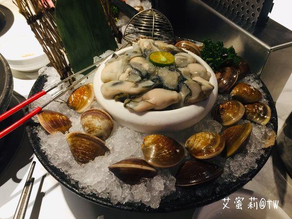 萬客什鍋 台中崇德店,石頭火鍋專賣,燒酒雞鍋口味新選擇,海鮮超新鮮!