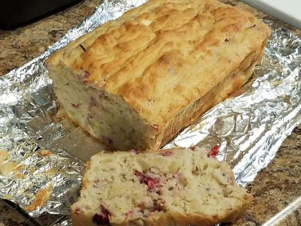 Apple Cranberry Bread; Sugar Free, Low Fat, And Absolutely Delicious!