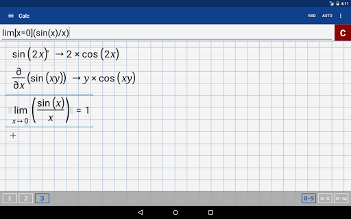 Math + Graphing Calculator screenshot 14