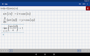 Graphing Calculator + Math, Algebra & Calculus screenshot for Android