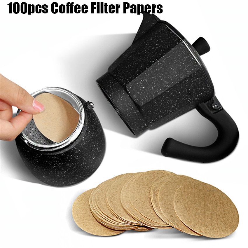 Round Coffee Filter Paper