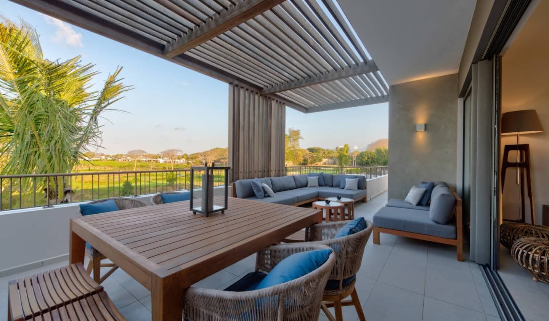 Appartement avec piscine Grand Baie