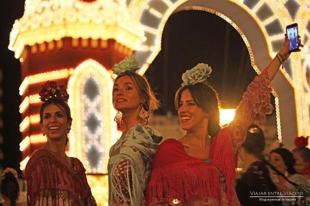 Visitar a FEIRA DE SEVILHA e conhecer a cultura da Andaluzia | Espanha