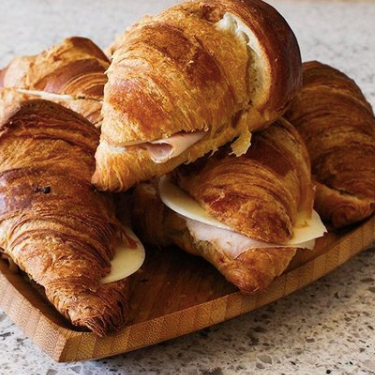 Turkey and Cheese Croissant
