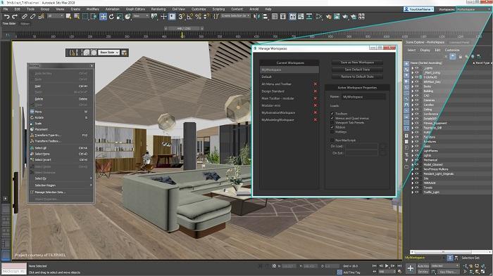 Autodesk 3Ds Max 2018 có gì mới ?