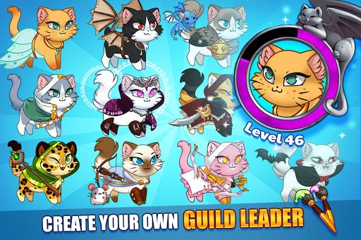 Castle Cats: Epic Story Quests 1.8.4 screenshots 7