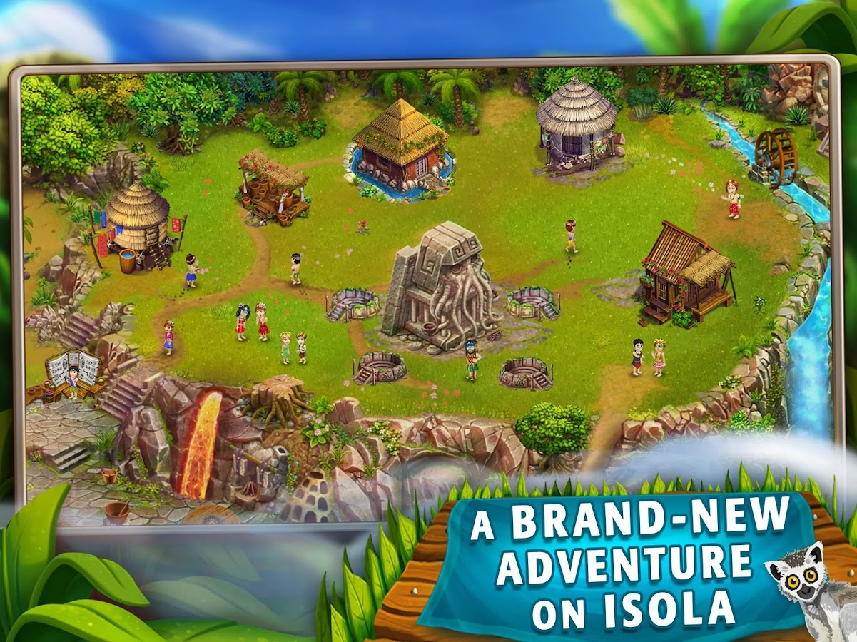 Virtual villagers origins 2 android apps on google play for Vv origins 2 artisanat