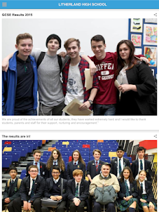 Litherland High School- screenshot thumbnail