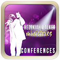 Hezekiah Walker Conferences icon