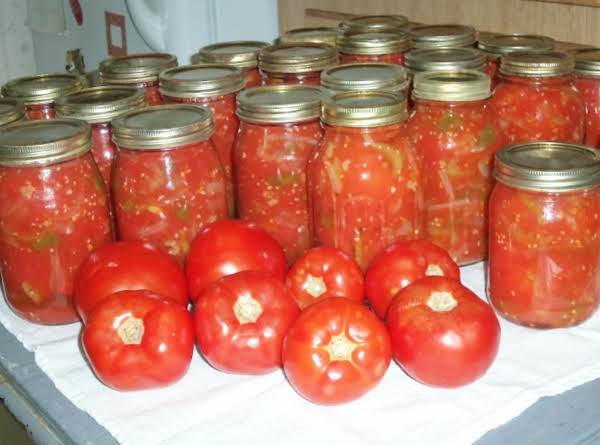 Canned Stewed Tomatoes Just A Pinch Recipes