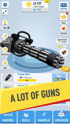 Idle Guns 3D 2.0 screenshots 2