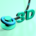 Match Ropes Puzzle 3D icon