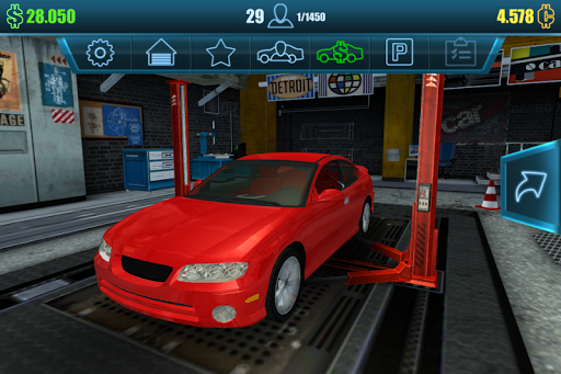 Car Mechanic Simulator 2016 screenshot 8