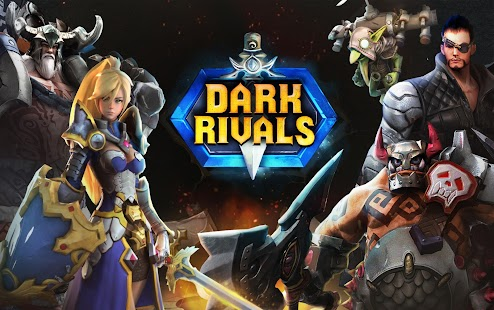 Dark Rivals: Battle of the Stone (Unreleased)- screenshot thumbnail