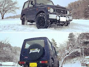 ジムニー JA12Wのカスタム事例画像  hiroshi suzukiさんの2020年12月19日15:34の投稿