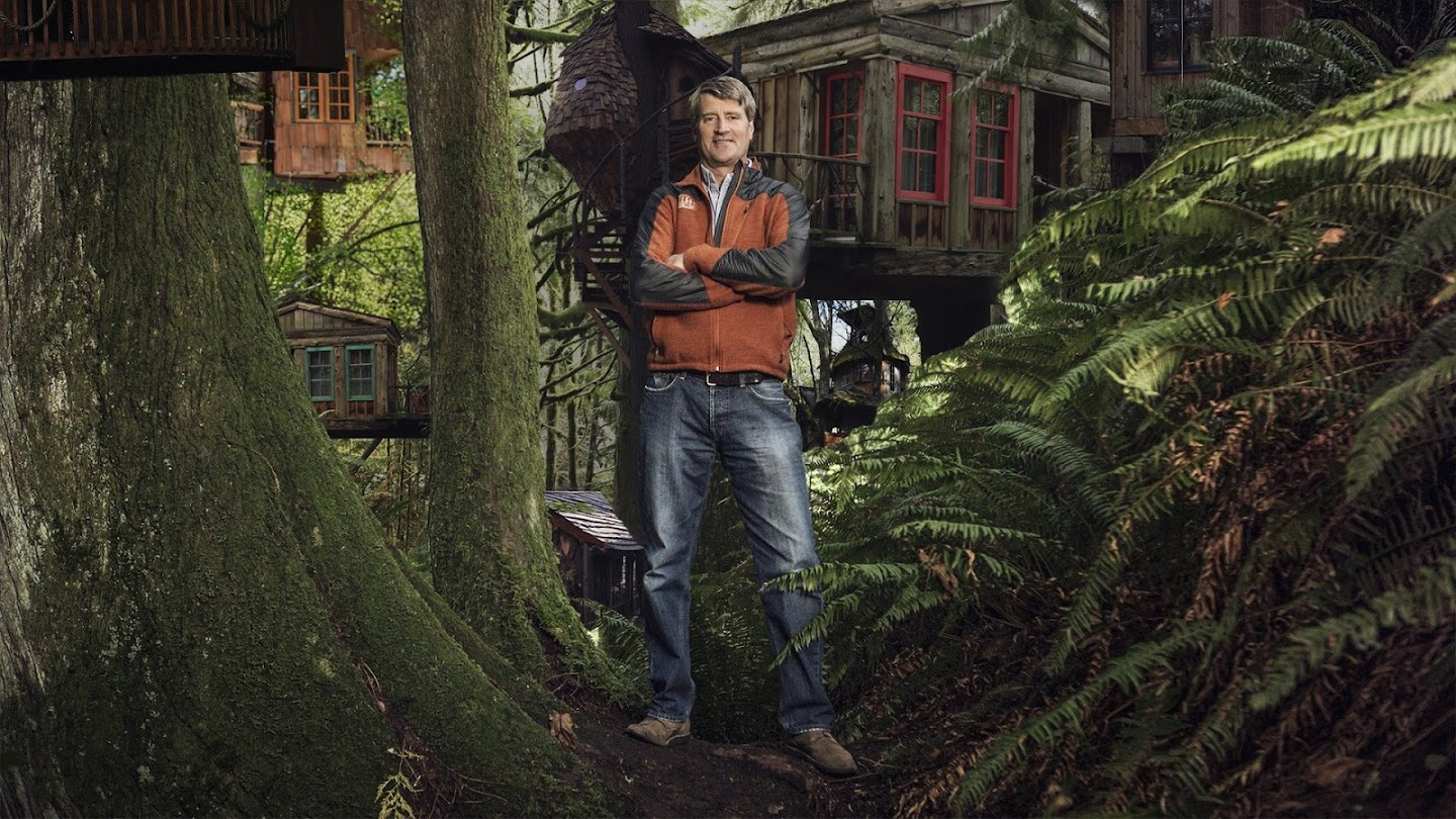 Watch Treehouse Masters live