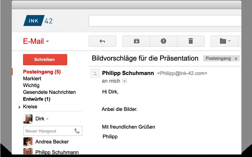 Gmail Sichere Geschäftliche E Mails Für Unternehmen G Suite