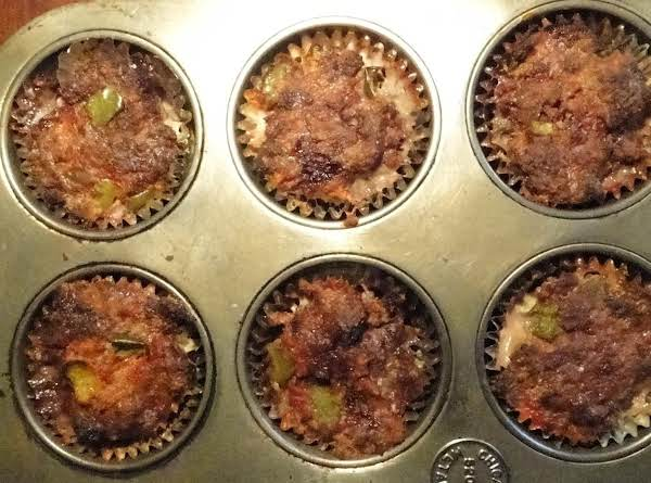 Meatloaf Cups Cook In 1/2 The Time!