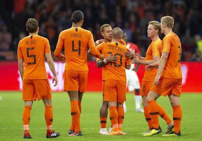 Oranje moest bijna met veredeld B-elftal aan de bak in Nations League