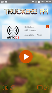 Truckers.FM- screenshot thumbnail
