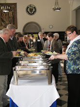 Photo: Lunch at the 2009 MAM and IMA meeting.