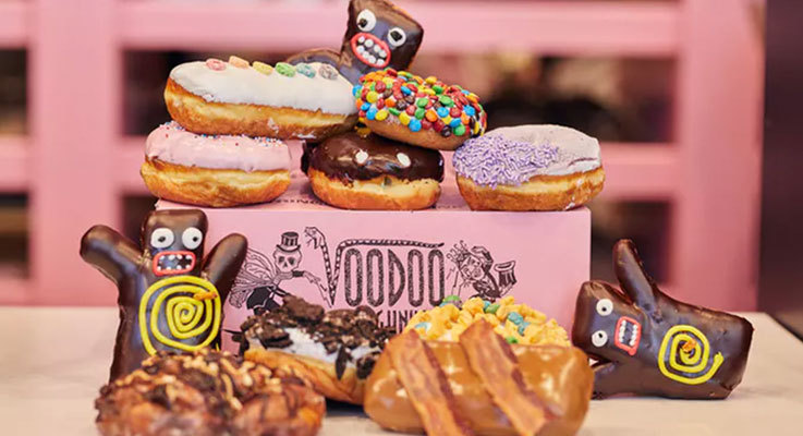 Step inside this wacky doughnut store on Universal CityWalk