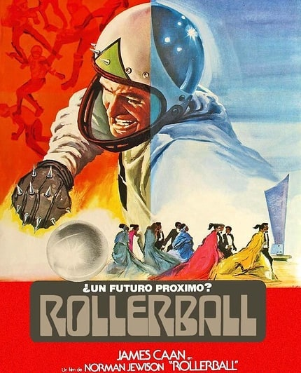 Rollerball (1975, Norman Jewison)