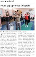 Photo: 20090223 NR Yoga