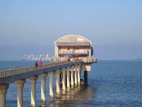 Photo: 2nd Pictorial - Bembridge Pier IOW by Marcus Whitney