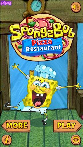 Sponge Bob Pizza Shop for PC
