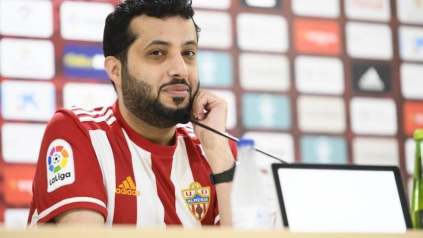 Turki Al-Sheikh quiere conseguir el 100% de las acciones.
