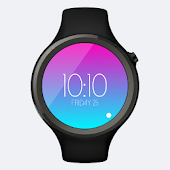 Nature Gradients Watch Face