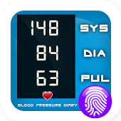 Blood Pressure Check Diary: Monitor Your Health