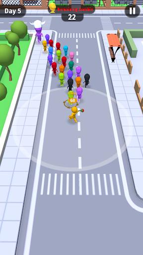 Move.io: Move Stop Move - Stickman Crowd 3D 0.0.34 screenshots 2