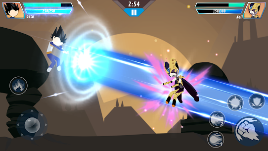 Stick Shadow Fighter – Supreme Dragon Warriors Apk Download For Android and Iphone 8