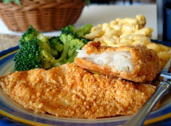Parmesan Fish Recipe