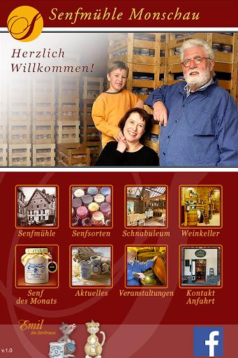 Historische Senfmühle Monschau