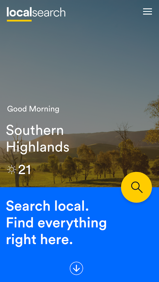 Localsearch - local search- screenshot