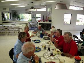 """Photo: Saturday's """"Grill em"""" supper"""