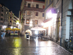Photo: 23.Innsbruck, stare miasto