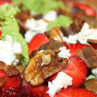 Strawberry Salad from Melissa's Southern Style Kitchen