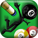 Billiard 8 Ball Jump icon