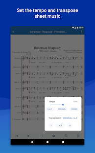 App MuseScore: view and play sheet music APK for Windows Phone