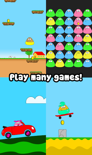 Pou 1.4.77 screenshots 2