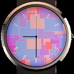 Multicolor Watch Face