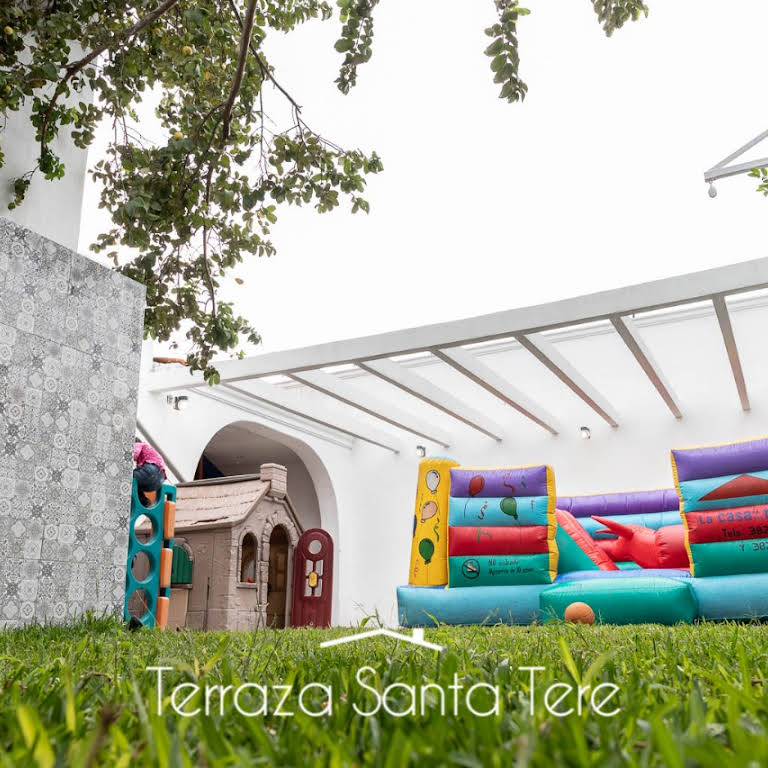 Salon De Fiestas Infantiles La Casa De Los Niños Recinto